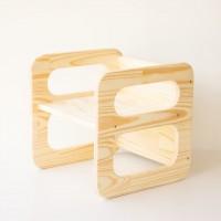 Cubos 3 em 1 Montessori