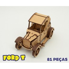 Quebra-cabeça 3D Ford T