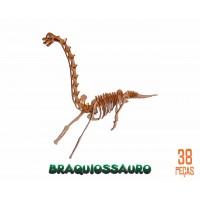 Quebra-cabeça 3D Braquiossauro