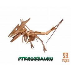Quebra-cabeça 3D Pterossauro
