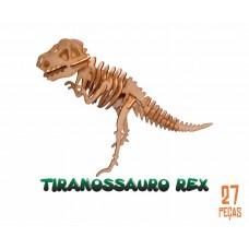Quebra-cabeça 3D Tiranossauro Rex